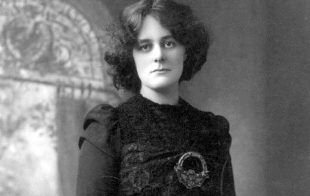 "Maud Gonne is best remembered for her turbulent relationship with William Butler Yeats, and is considered to have been his ""muse."""
