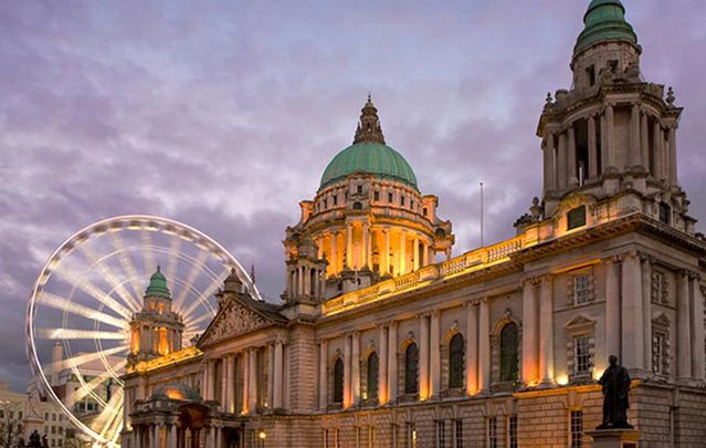 This video will make you want to book a trip to Belfast