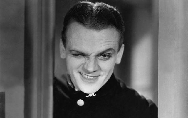 "Hollywood legend James \""Jimmy\"" Cagney."