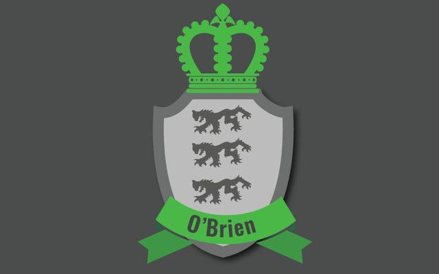 Here are some interesting facts about the Irish last name O\'Brien, including its history, family crest, coat of arms, and famous clan members.