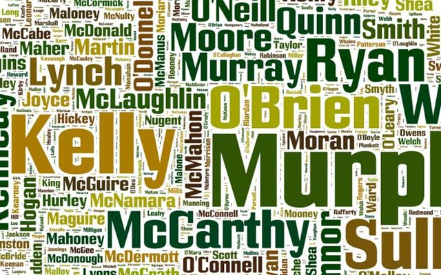 Know anyone called Fahy? How much do you know about their name\'s history.