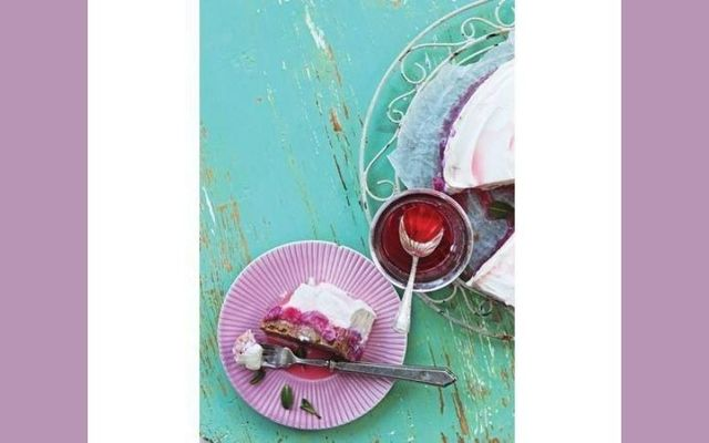 """Try this sweet and delicious recipe from Clodagh\'s cookbook, \""""Homemade\""""."""