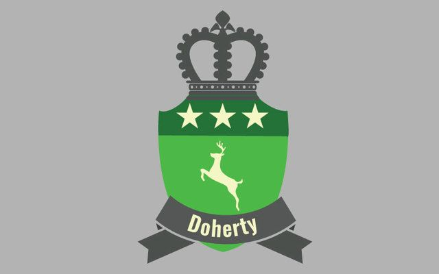Here are some interesting facts about the Irish last name Doherty (O\'Doherty), including its history, family crest, coat of arms, and famous clan members.