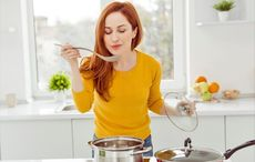 Thumb gettyimages 1053866848 redhead woman cooking   getty