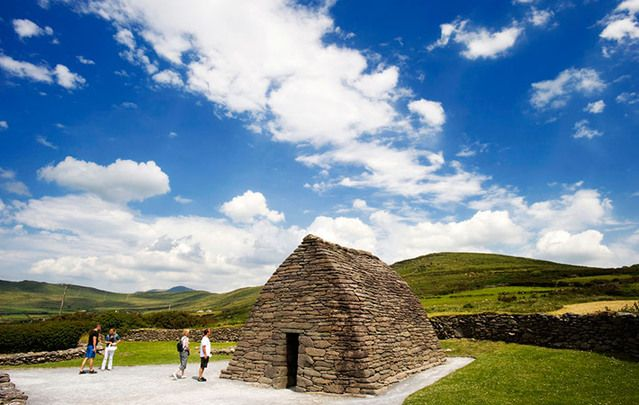 Gallarus Oratory, Dingle, Co. Kerry.