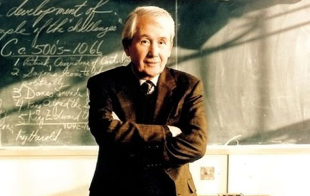 The late, great, Frank McCourt