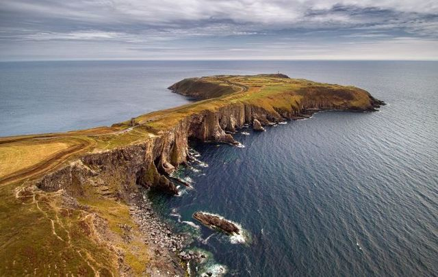 Old Head at Kinsale in Co Cork