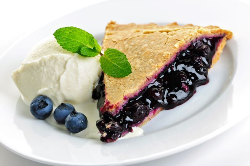 Raikan Lughnasa dengan resipi pai blueberry chef Ireland kami