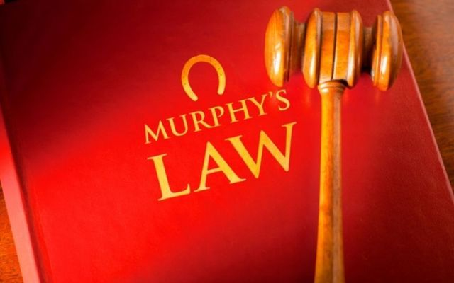 Tests to see how humans could tolerate G forces on impact and while flying at high speeds allegedly gave rise to Murphy\'s Law
