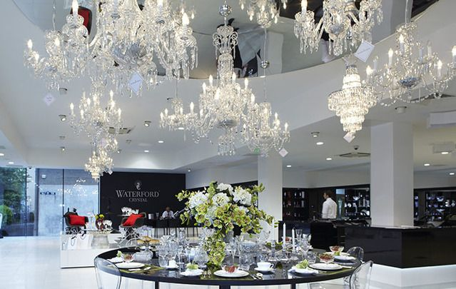 Waterford Crystal House celebrate milestone with US tourist and VIP treatment.