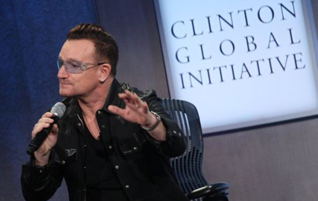 U2 star wanted to beam band's concert live to international space station