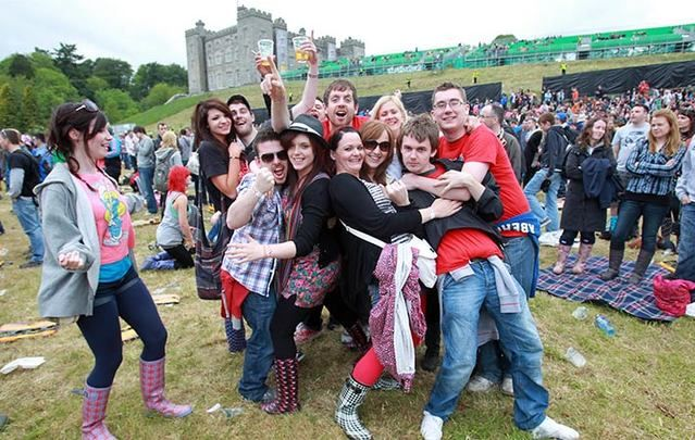 The beloved Slane Concert won't be taking place in Meath this summer, but it's all for the sake of whiskey.