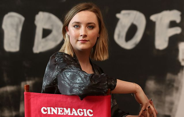 Saoirse Ronan (21), star of Brooklyn, among Forbes 30 under 30 for 2016.