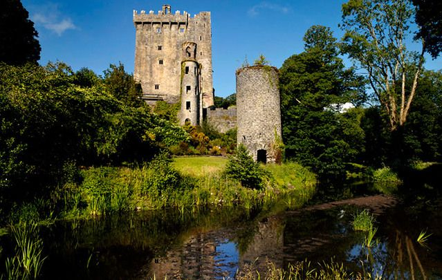 Blarney Castle and the Blarney Stone is just one of many obvious reasons to love Ireland shown in this beautiful video.