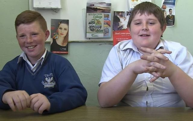 Two school children in Co Wexford explain some of Ireland\'s most pervasive legends.