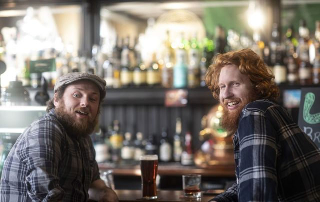 Where is the best Irish pub in the United States?