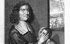 Ireland's very own Valentine, who was a 17th-century healer