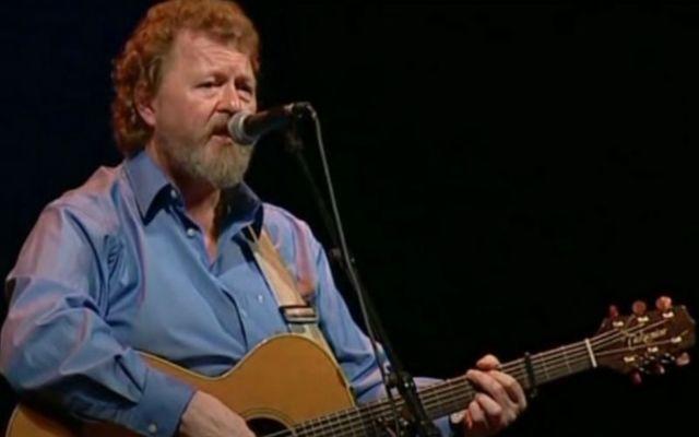 "Jim McCann performs the popular ballad \""Grace\""."