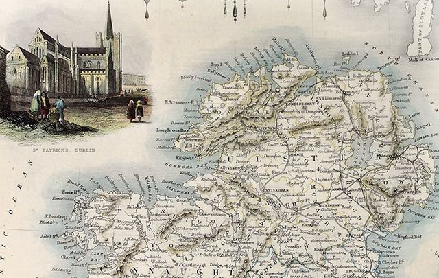Check out these five resources and trace your Irish heritage!