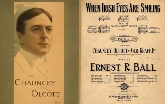 Do you know the story behind \'When Irish Eyes are Smiling\'?