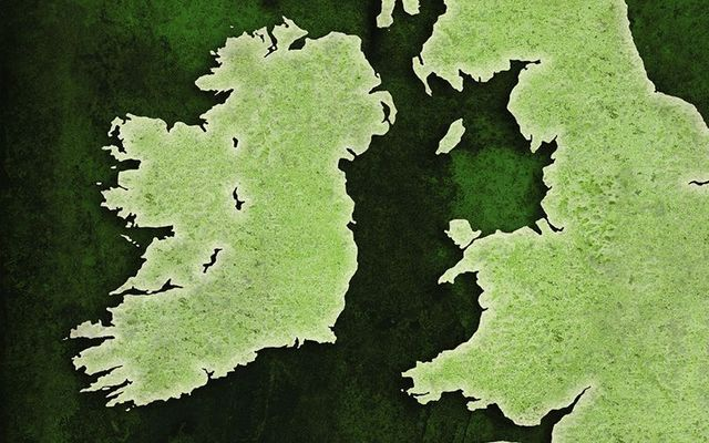 This map takes the guesswork out of your Irish genealogy research
