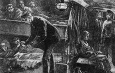 50,000 Famine Irish in US were deported back to Ireland