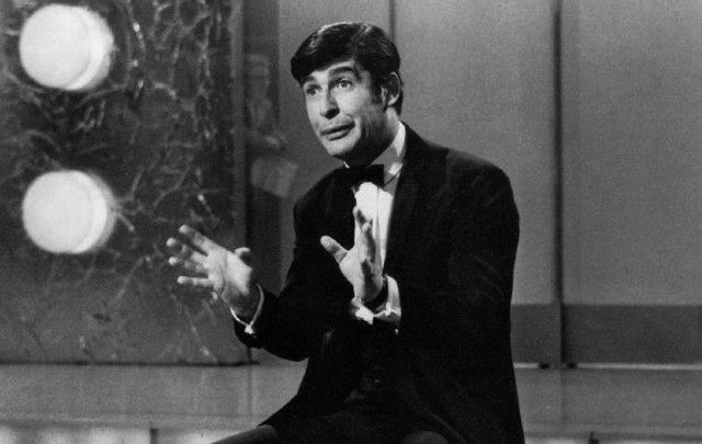 Dave Allen, a master storyteller with a razor sharp wit, the Dublin comic remains one of the world's favorite Irish stand ups.