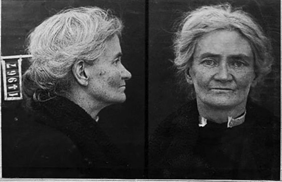 Violet Gibson, the woman who shot Mussolini. From an upper-class life on Dublin\'s Merrion Square to the mental asylum, and what could have happened if she had succeeded.
