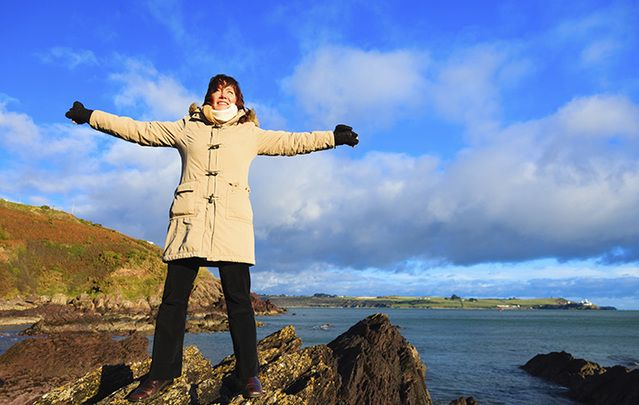Ireland records one million visitors in first two months of 2016, for the first time ever.