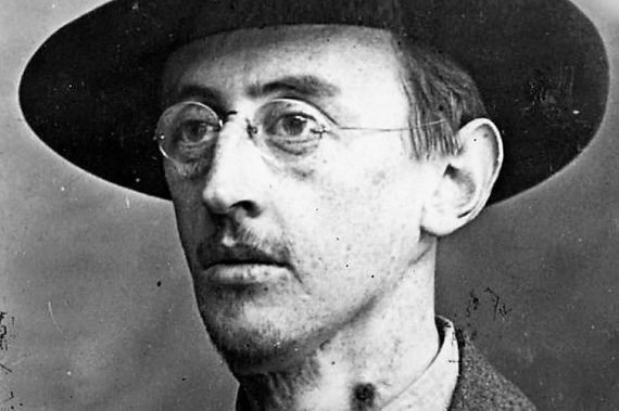 Dubliner, poet, world traveler, the youngest of the signatories. The tale of Joseph Plunkett's marriage just before his execution has gone down in history.