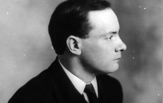 "Padraig Pearse, at his court martial, said ""I went down on my knees as a child and told God that I would work all my life to gain the freedom of Ireland."""