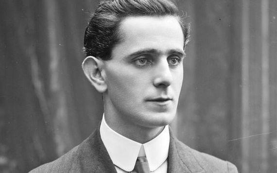 Easter Rising leader Seán MacDiarmada