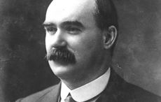 Who was the 1916 Easter Rising hero James Connolly?
