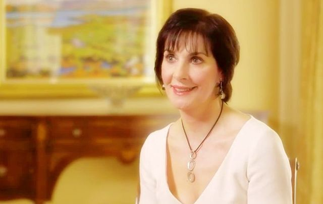 Irish new age-y singer, Enya, who avoids the limelight, is the richest female singer in Britain and Ireland.