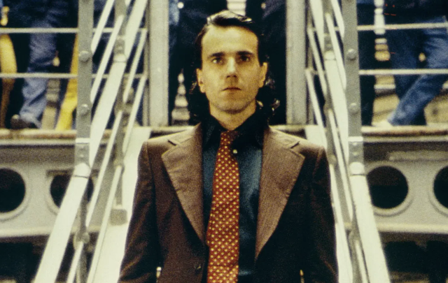 Daniel Day-Lewis in In the Name of the Father.