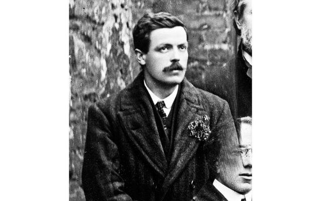 Easter Rising hero Micheál O'Hanrahan.
