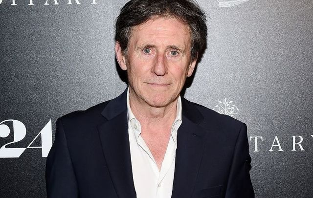 """Irish movie star Gabriel Byrne, pictured here at the \""""Hereditary\"""" New York Screening at Metrograph on June 5, 2018, in New York City."""