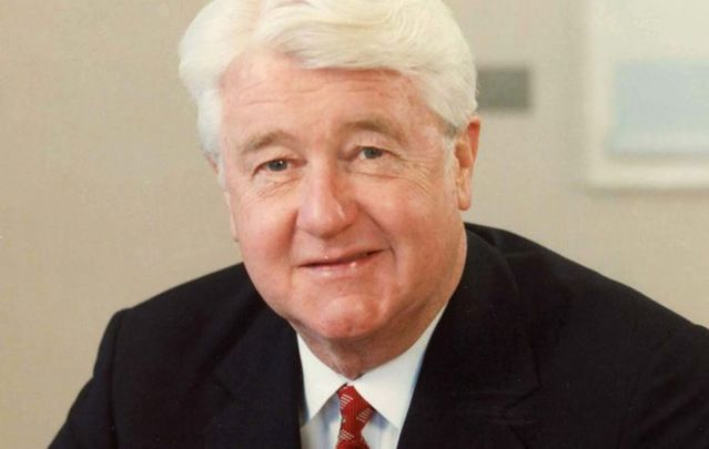 An Appreciation: Daniel P. Tully President of the Ireland-U.S. Council from 1990 to 1993.