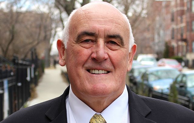 Galway native and Chicago native, Billy Lawless,  Seanad member: The Irish abroad will now have a voice in domestic Irish politics.