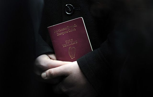 "Department of Foreign Affairs reveals its concern over ""significant and increasingly sophisticated"" threat of Irish passport fraud."