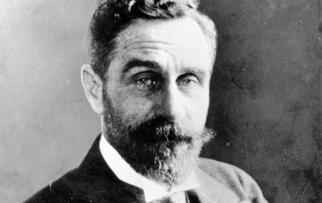 Roger Casement, pictured circa 1900, was one of the 1916 Easter Rising leaders.
