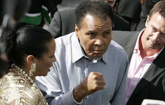 "RIP Muhammad Ali: ""A great champion has left the ring. As Mike Tyson tweeted, God needed a champion. He surely got one."""