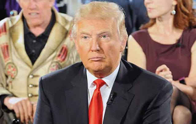 How could a brassy real estate mogul, Donald Trump, hoodwink the public into thinking that this was for real?