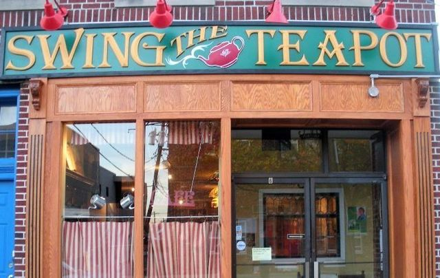 Is the best full Irish to be found in Swing the Teapot?