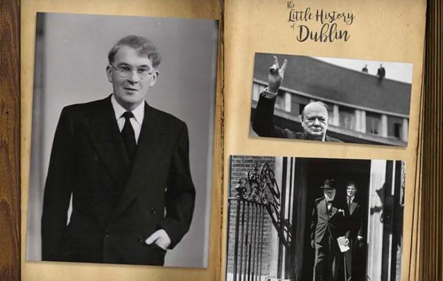 Brendan Bracken: Tipperary man remembered for supporting Winston Churchill\'s prosecution of World War II against Hitler.
