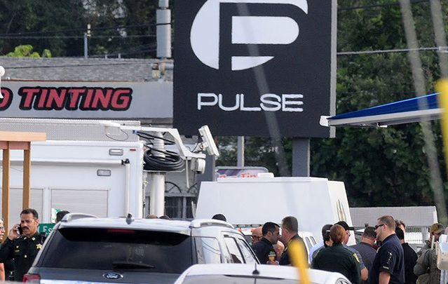 Pulse, an LGBT nightclub in Orlando, the scene of Sunday's gun attack.