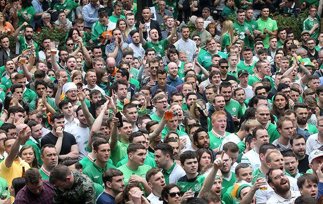 The Irish team and supporters have done Ireland and its image a world of good during the European championships.