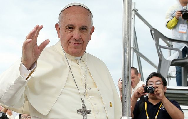Pope Francis: Church officials have come a long way but have to decide if they are part of the problem or part of the solution.