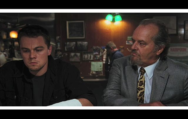 A scene from The Departed, the movie that sparked new interest in the oft-quoted, possibly invented line of Freud's that the Irish are impervious to psychoanalysis.