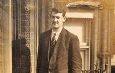 Vinny Byrne, the most feared assassin sent by Michael Collins